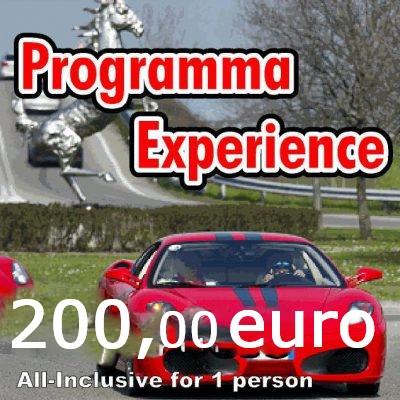 Programma_experience